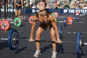 Camille LeBlanc-Bazinet, 2014 CrossFit Games Winner, trains out of EVF Performance when in NYC.  Her and her husband, Dave Lipson are good friends of EVF owner Eric Von Frohlich and his wife, Debra Strougo Frohlich.