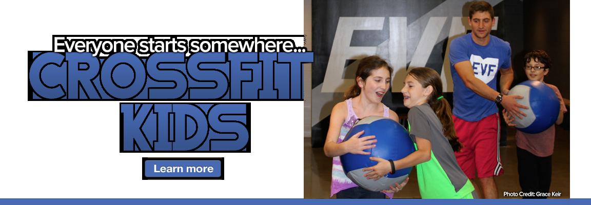 EVF CrossFit Kids