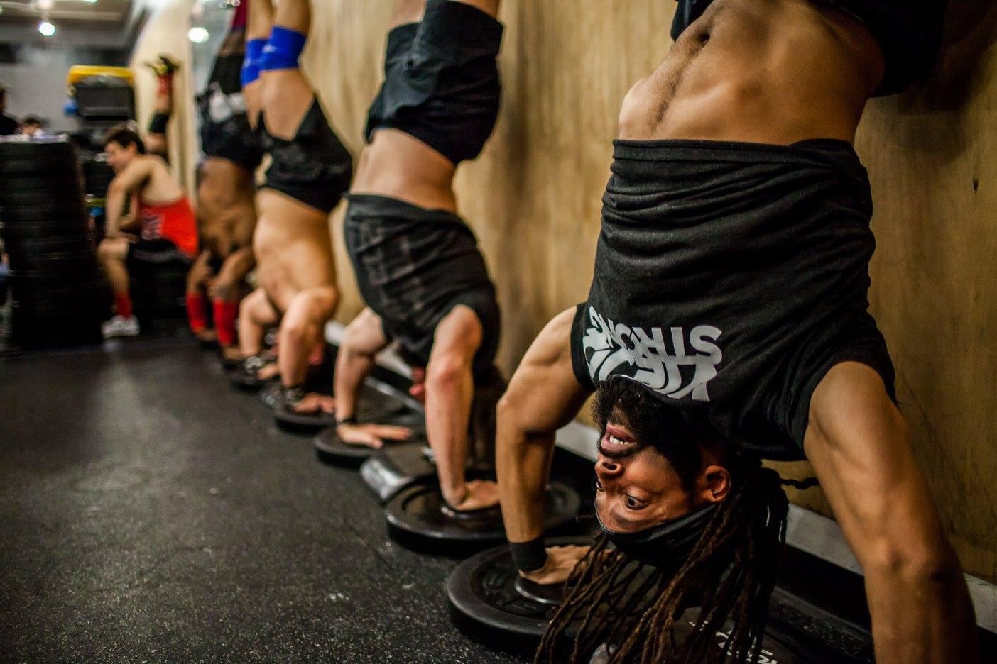 EVF Performance CrossFit | Handstand push-up program